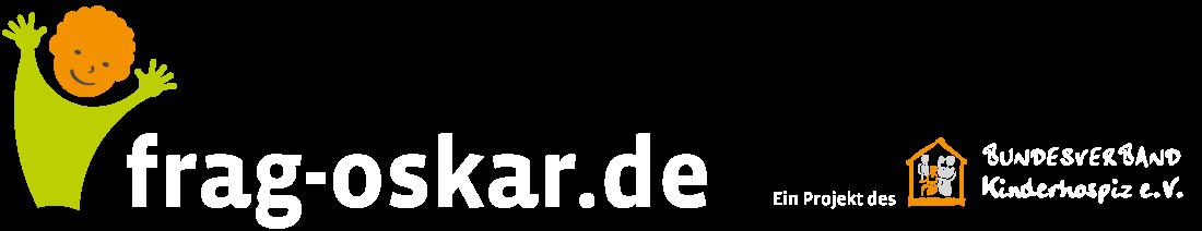 Frag OSKAR Logo